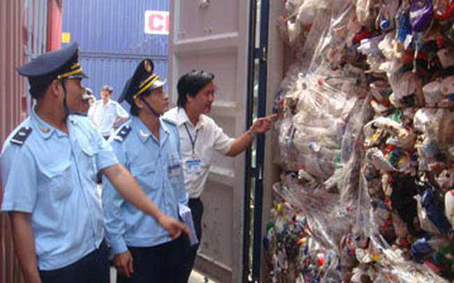 Urgently adopt measures to control scrap imports