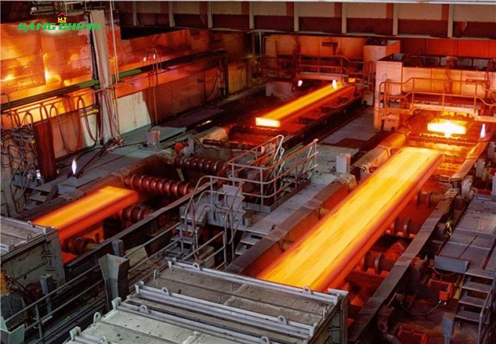 The Indian government gradually restored production activities from April 20