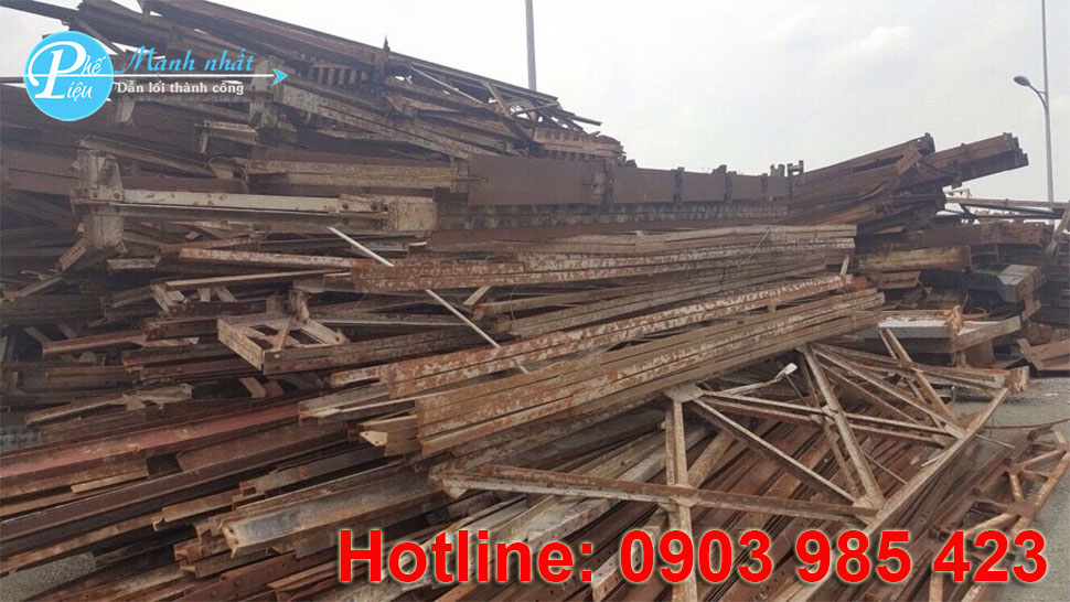 Purchase price of iron scrap in 2020