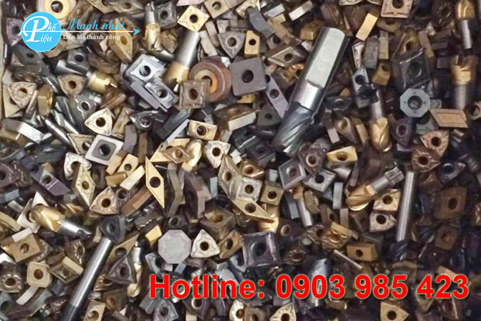 Purchase price of alloy scrap in 2020