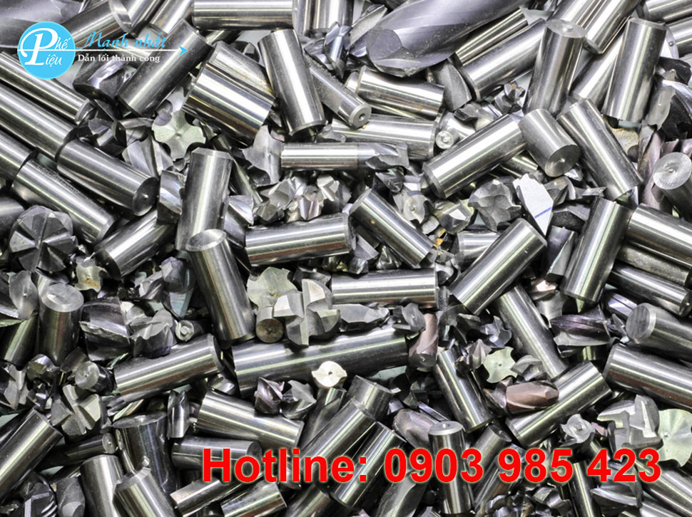 Purchase price of nickel scrap in 2020