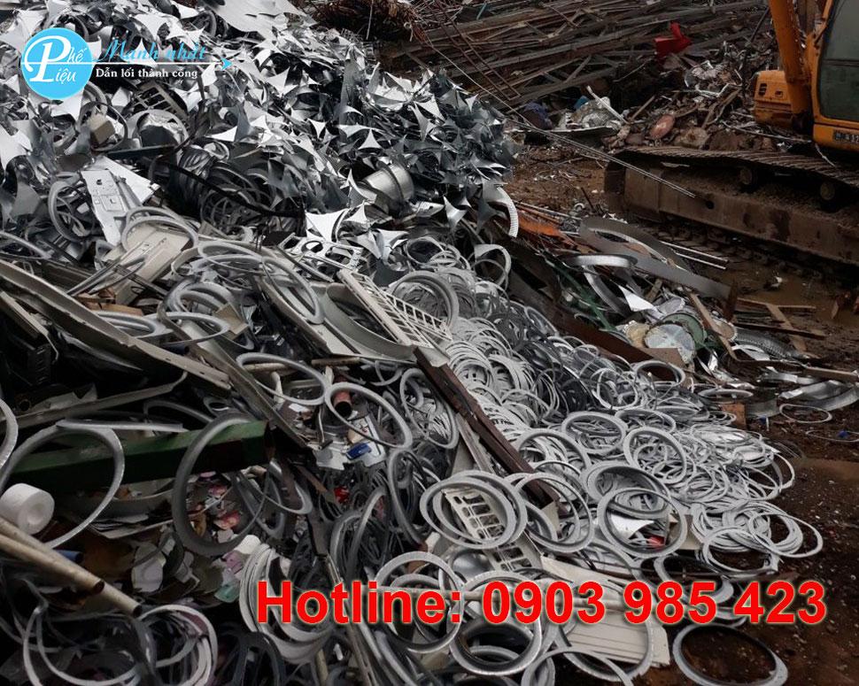 Purchase price of aluminum scrap in 2020
