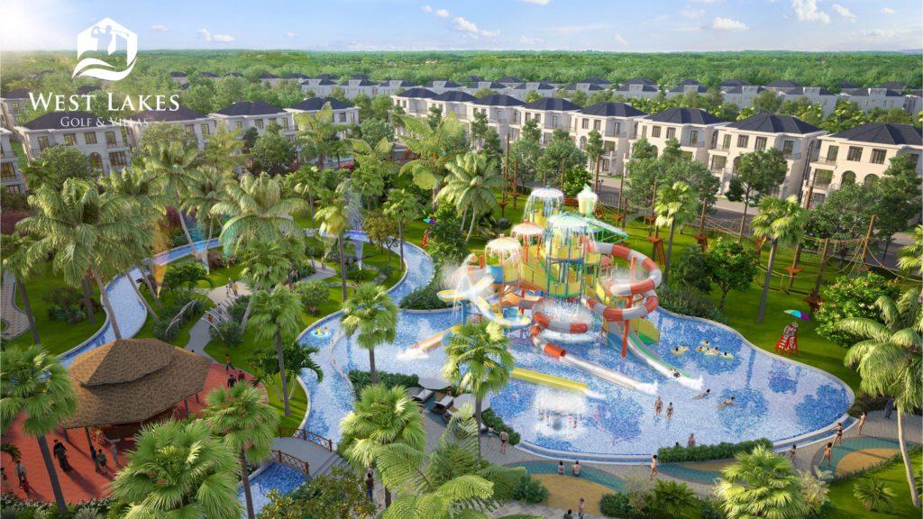 Xuất hiện siêu dự án đô thị sân golf tại Đức Hòa, Long An
