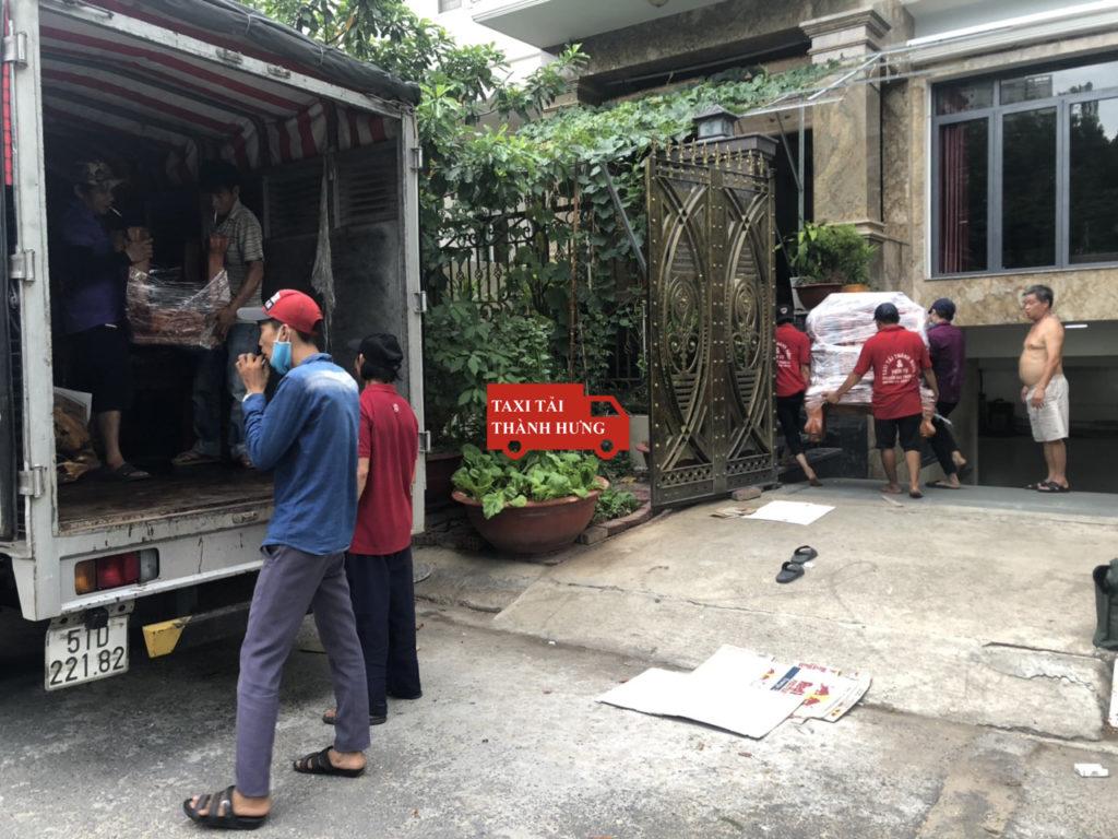 chuyển nhà thành hưng,Taxi tải Thành Hưng quận 2 giá cạnh tranh