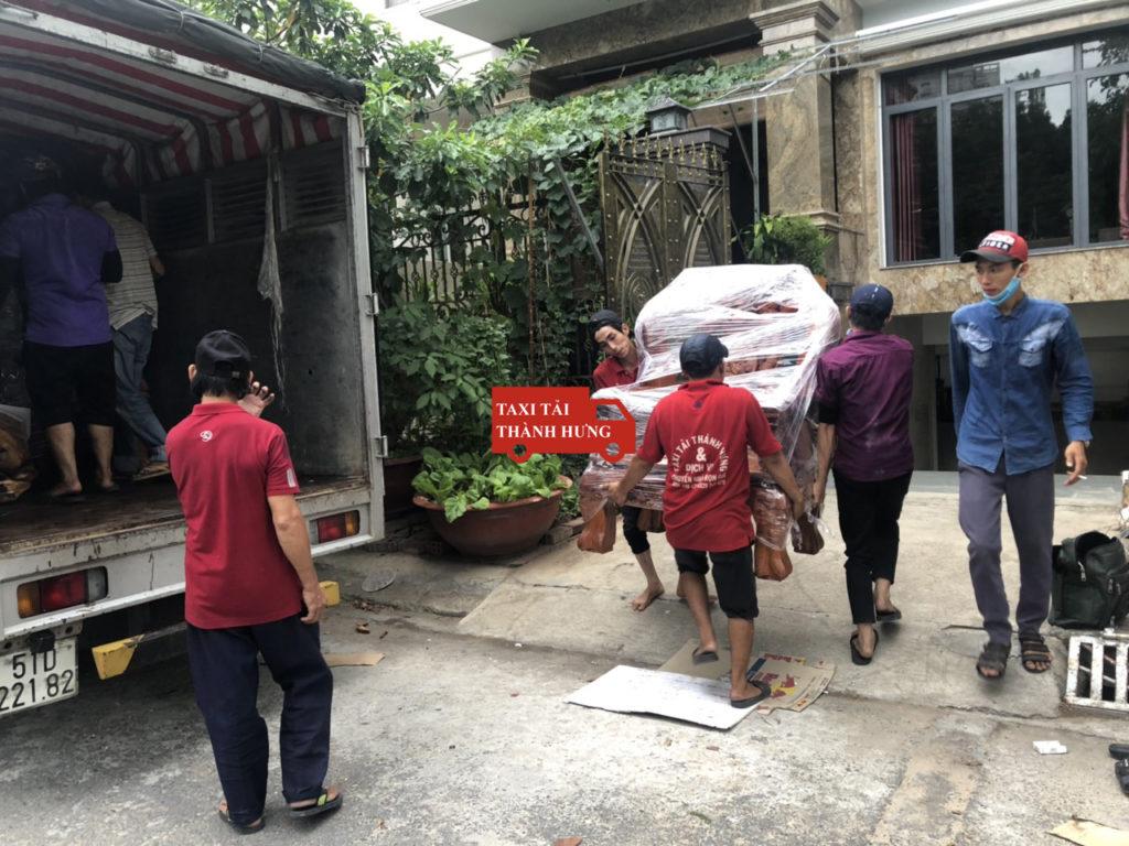 chuyển nhà thành hưng,Taxi tải Thành Hưng quận 3 giá cạnh tranh