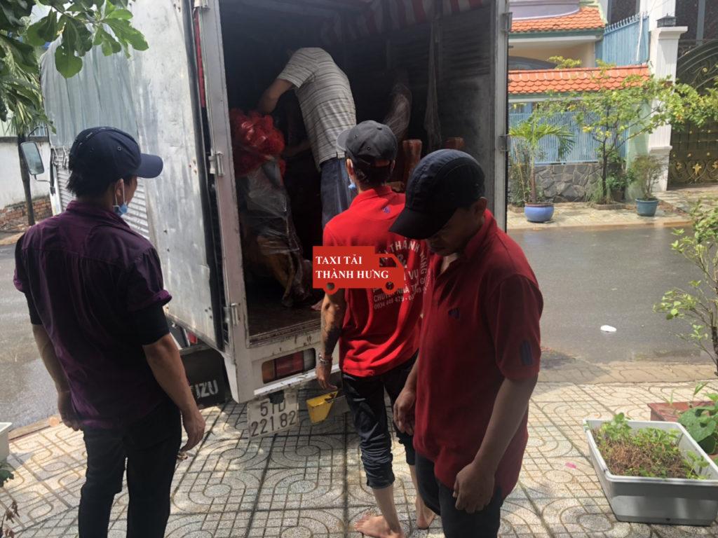chuyển nhà thành hưng,Taxi tải Thành Hưng quận 8 giá cạnh tranh