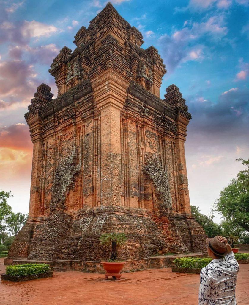 Khám phá Tháp Nhạn địa danh không thể bỏ qua khi đến Phú Yên
