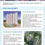Những dự án chung cư nào tại TP.HCM có giá bán 2 tỷ đồng?