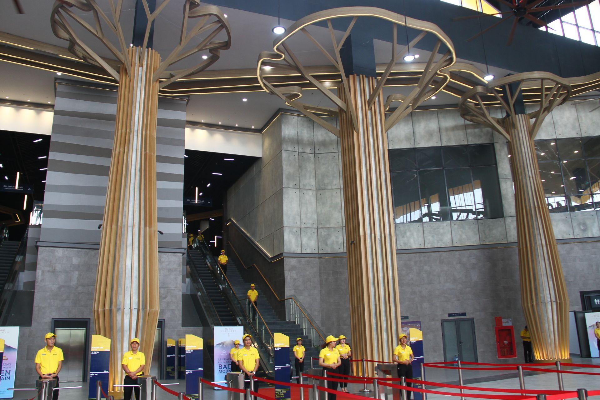 Bà Đen – nhà ga cáp treo lớn nhất thế giới tại Tây Ninh