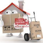 Dịch vụ chuyển nhà ở tại quận 7 giá chỉ từ 280k