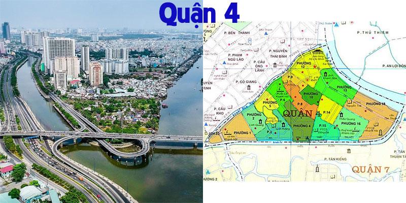 Chuyển nhà quận 4 đường Nguyễn Trường Tộ