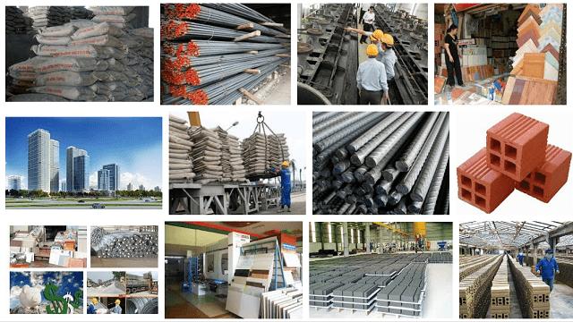 Top 10 đơn vị phân phối vật liệu xây dựng giá rẻ uy tín tại Tphcm