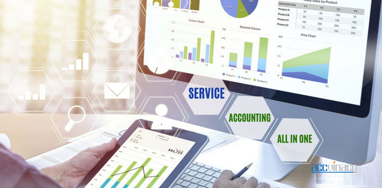 Dịch vụ kế toán uy tín tại quận 5 năm 2021