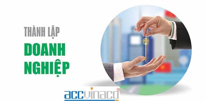 Dịch vụ thành lập doanh nghiệp công ty ACC Việt Nam
