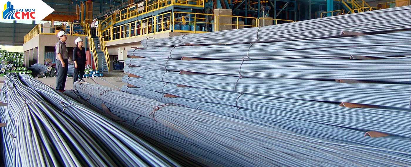 Tình hình giá sắt thép Đồng Nai hiện nay